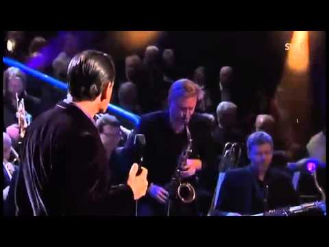 'Norwegian Wood' Live Kurt Elling & The Aarhus Jazz Orchestra