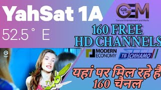 Download Video New Channel List of Yahsat 52.5° East ||Al Yah 1 updated Channels on 4 November 2018 MP3 3GP MP4