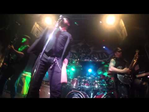 Adrenaline Mob - Mob is back - LIVE Limeira SP