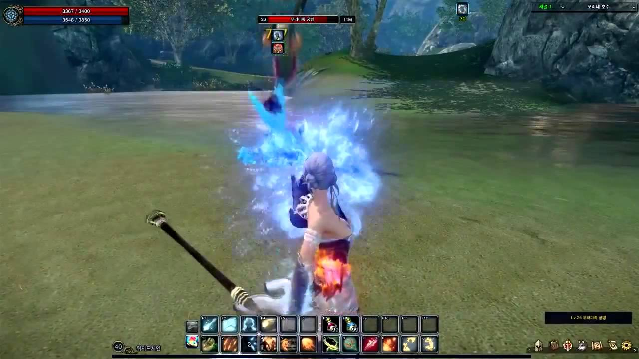 icarus online wizard class showcase hd 720p youtube