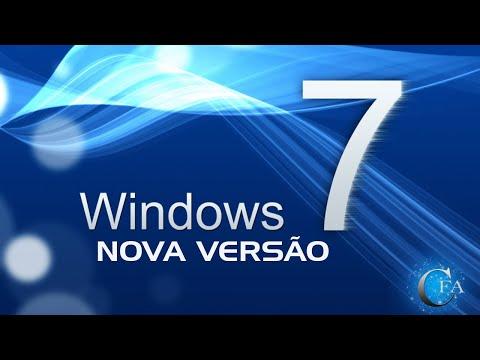 Windows 7 (NOVA VERSÃO 2021)