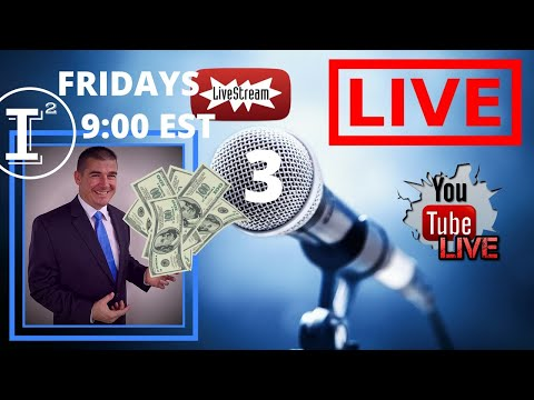 VOLATILITY!  is a STOCK MARKET NORM | LIVE Q & A