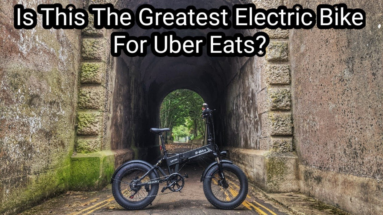 Ebike Review Is This The Best Electric Bike For Uber