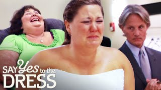 """Looks Like You're a Mop!"" Bride in Tears After BRUTAL Reactions! 