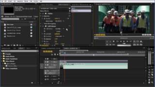 Premiere Pro CS4 - Simulated Rain Tutorial