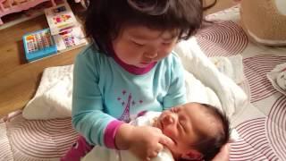 사랑하는 내동생~^^ 아기동영상