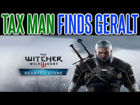 Witcher 3 Hearts of Stone adds Taxman to sting money