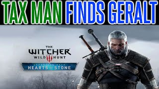 Witcher 3 - Hearts Of Stone DLC | Revenue and Customs | Deputy Tax Enumerator | Hides & Pearls Tax