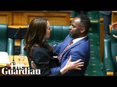 Ibrahim Omer, New Zealand's first African MP, delivers moving maiden speech