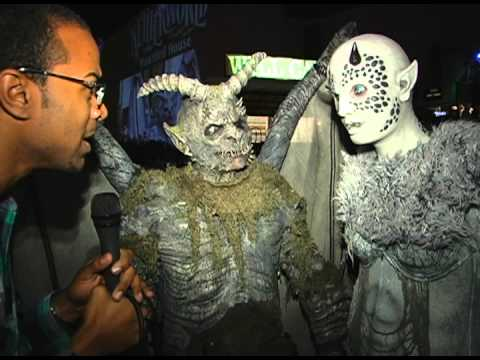 The Wendell Show Visits Netherworld