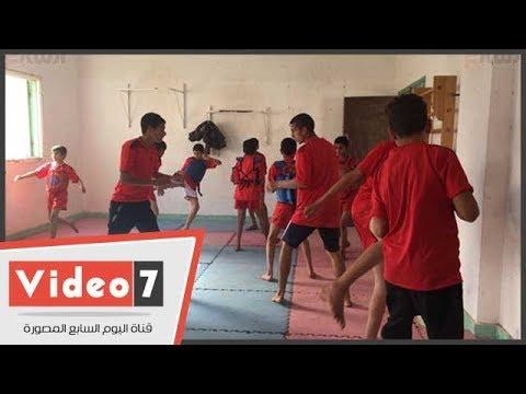 أطفال ولكن أبطال.. أشبال سيناء يواجهون الإرهاب بالرياضة  - 14:22-2018 / 1 / 14