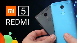 Обзор Xiaomi Redmi 5: все лучше, лучше и лудше! Сравнение камер Meizu M6s, Honor 9 Lite, Redmi 5Plus