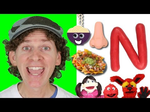 letter-n- -today's-letter-song-with-matt-and-friends- -preschool,-kindergarten,-learn-english