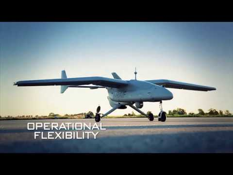 Falco UAS: the effective solution for persistent surveilllance
