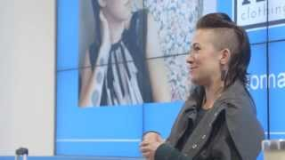 Experience Intel: Project Runway Winner Michelle Lesniack Franklin