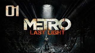 Metro Last Light Gameplay ITA #1 Il Tetro sopravvissuto