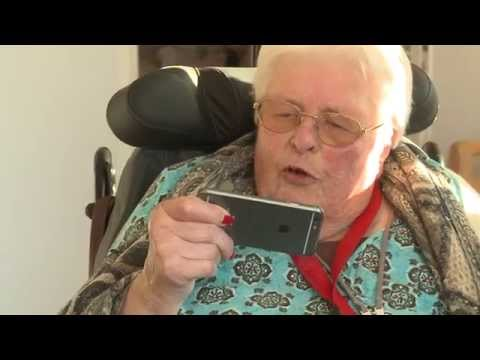 BBC - Students in a retirement-home in The Netherlands - Report by Anna Holligan (BBC)