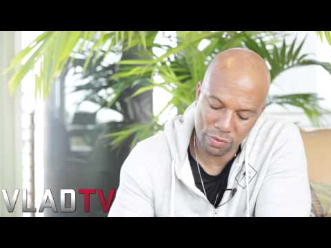 Common Compares Chicago of the