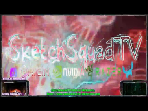 SketchSquadTV plays Late Night Jazz | Community Donation Drive | SketchSquadTV Gaming |