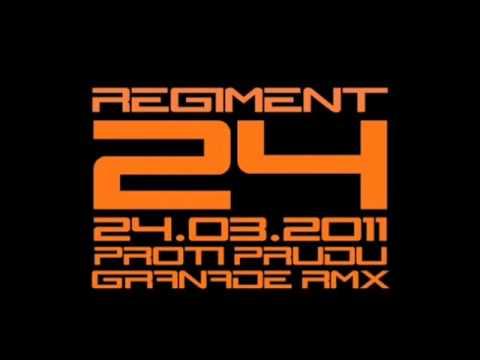 Regiment - Proti Prudu rmx
