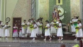 Lễ dâng hoa nhà thờ Mỹ Hòa 2016
