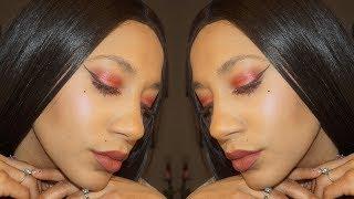 Monochromatic Makeup Tutorial l Kateyesqueen
