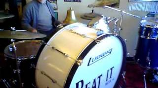 big bob and the big bass drum