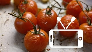 Rezept: Confierte Tomaten