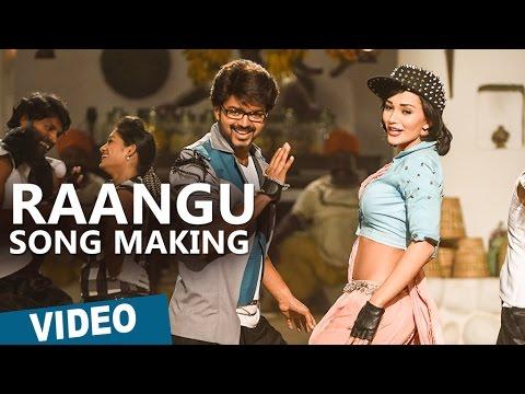 Raangu Song Making Video | Theri |...
