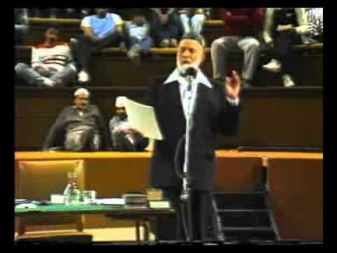 Ahmed Deedat - Crucifixion or Cruci-fiction - English FULL - Cape Town