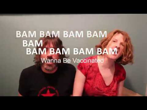 I Wanna Be Vaccinated - Ramones parody (Coronavirus Edition)