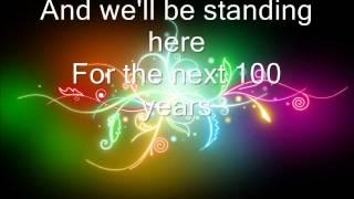 Bon Jovi Next 100 Years Lyrics