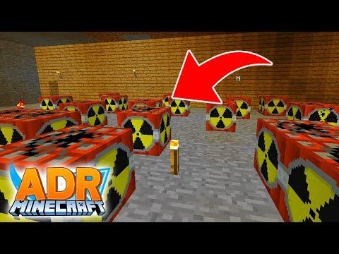 Minecraft: ADR - É NUKE POR TODA PARTE !!! #55