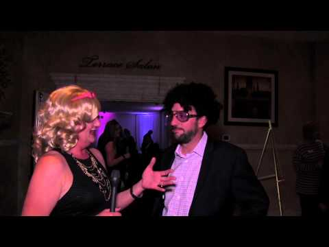 Leah Turner Interviews Jason Starling on the Red Carpet at AOE 2014