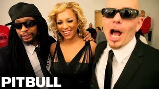 """Watagatapitusberry Remix (ft. Lil Jon, Sensato, Blackpoint, El Cata)"" Behind The Scenes - Pitbull"