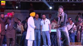JASS BAJWA || LIVE PERFORMANCE at OTALAN KABADDI TOURNAMENT - 2015, 22nd March ||