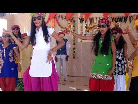 69 Republic Day Ame Gujarati song dance