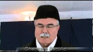 Gheorghe Seculici - vot decembrie 2012