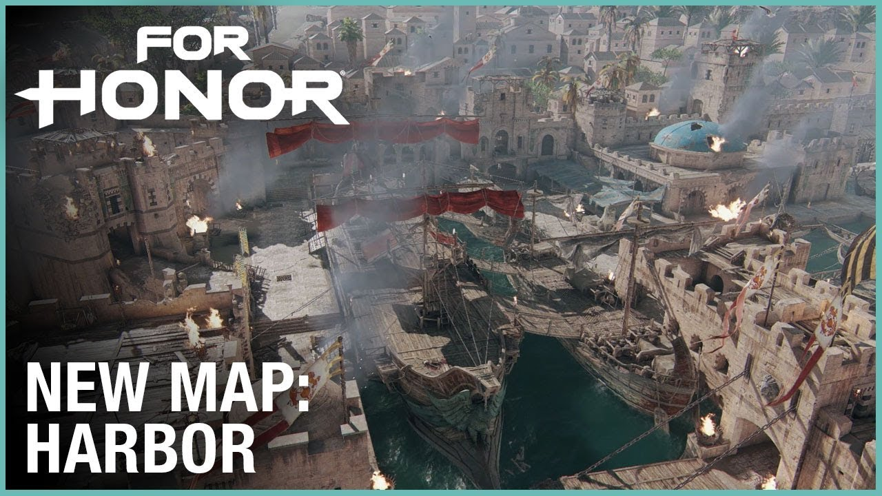 In-depth look at For Honor's Black Prior - Daily Esports