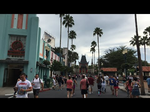 Hollywood Studios Live Stream - 8-11-17 - Walt Disney World