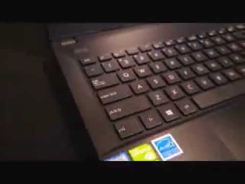Laptop ASUSPRO P2430U Hands-On