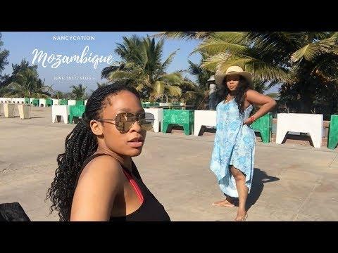 Mozambique Vlog 3 - Bilene & Tofo Beach | NancyCation