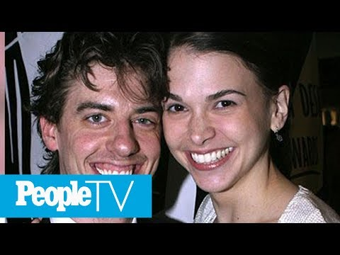 Sutton Foster Talks Working With And Kissing! ExHusband Christian Borle On 'Younger'  PeopleTV
