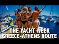 Reasons Why You Should Go On The Yacht Week | Greece Athens Route | #ProbablyNever