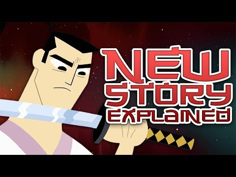 Samurai Jack Getting A NEW Ending?