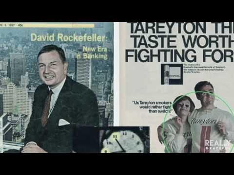 David Rockefeller - illuminati prediction came true; david rockefeller has died at 101