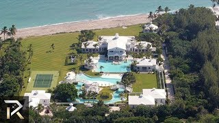 10 AMAZING Celeb Mansions That Will Make You Jealous