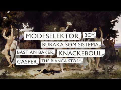 m4music Trailer 2012