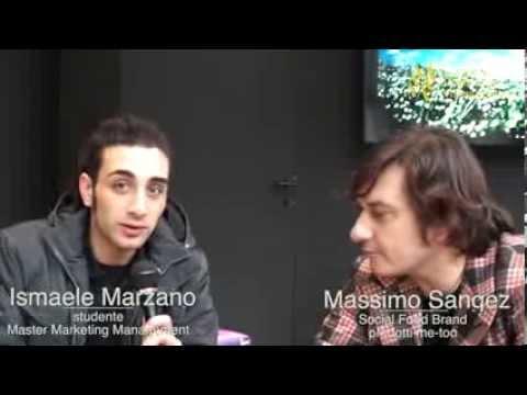 Marca 2014 - Social Food Brand Per Prodotti Me-too