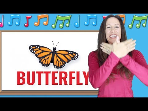 Phonics | The Letter B | Signing For Babies ASL | Letter Sounds B | Patty Shukla